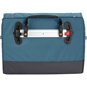 VAUDE Cyclist Messenger Bag M, blue gray